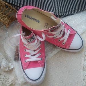CONVERSE All STAR Chucks HOT Pink SZ 8